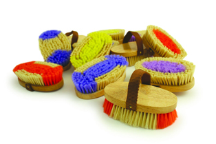 4426 Soft PP Patterned MIni-English Show Brush with Tan Strap_GROUP_314.jpg