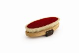 2283 Legends Red Horsehair&Natural Boar Bristle English Style Body Brush_160.jpg