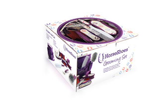 2406 Equestria Sport HORSESHOES 8-PC Deluxe Grooming Set VIOLET PURPLE_box_314.jpg